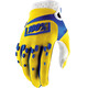 100% Airmatic Gloves yellow